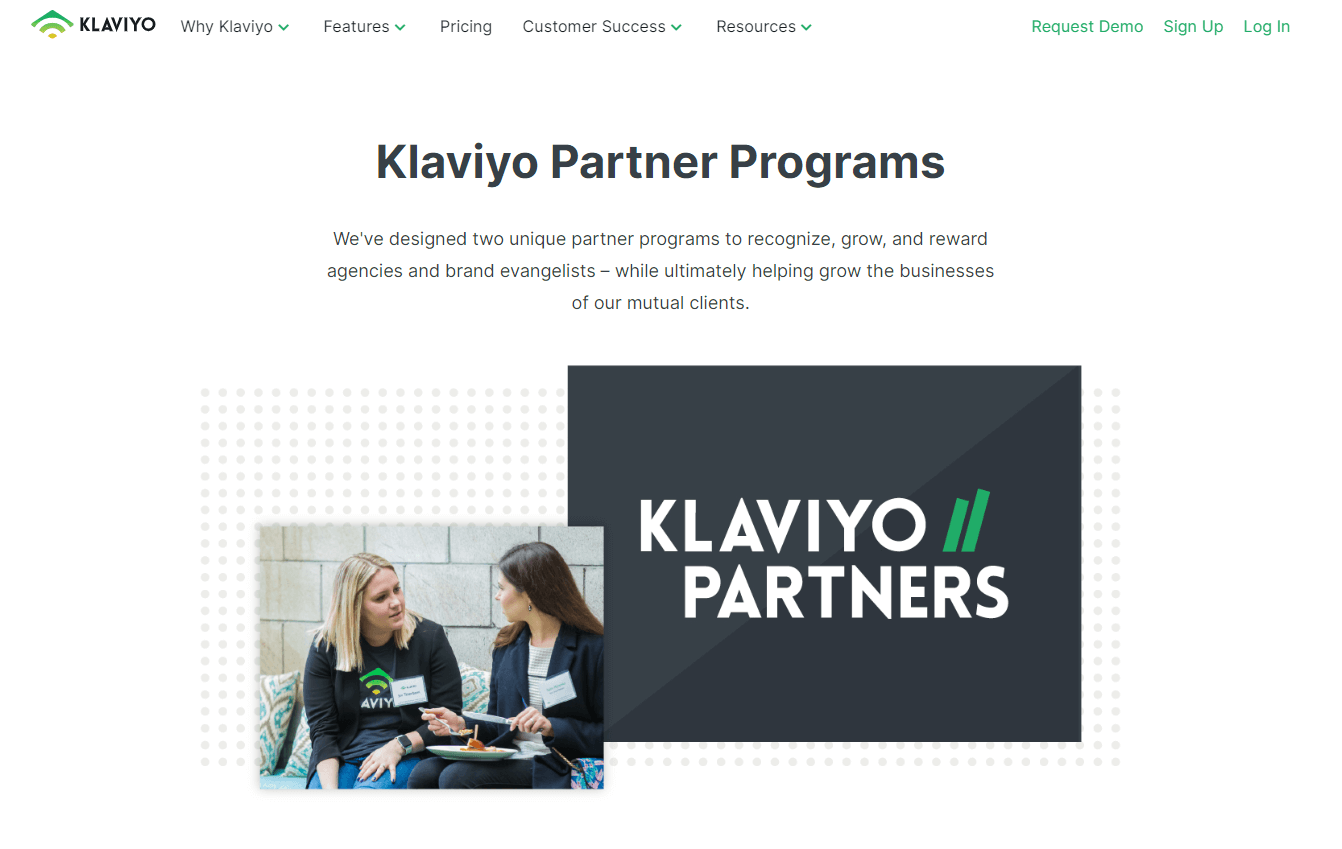 Affiliate Program_Klaviyo