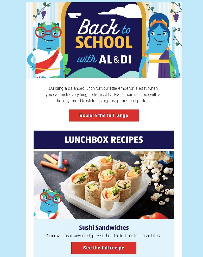 Aldi_Advices to Parents