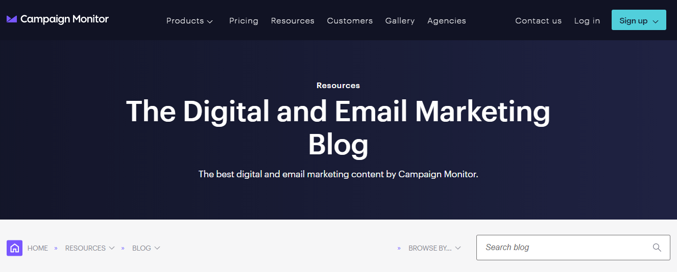 Best Blogs_Campaign Monitor