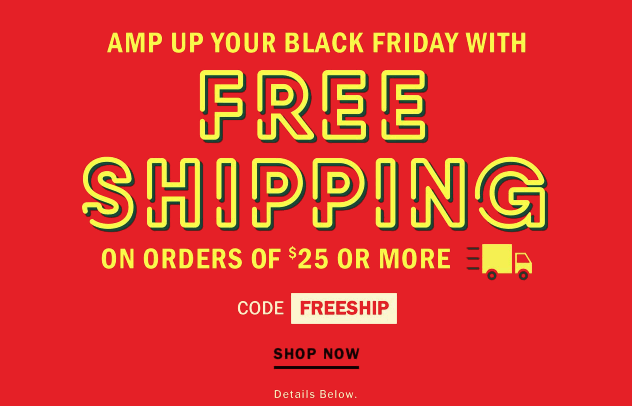 Black Friday_Free Shipping