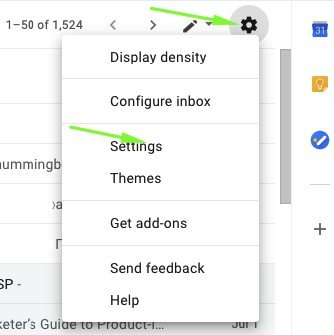 Building AMP Emails with Stripo_Settings in Gmail