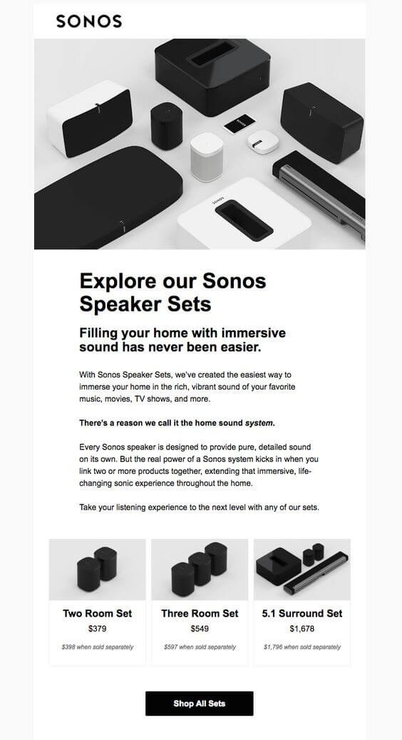 Classy Email Design_Black and White