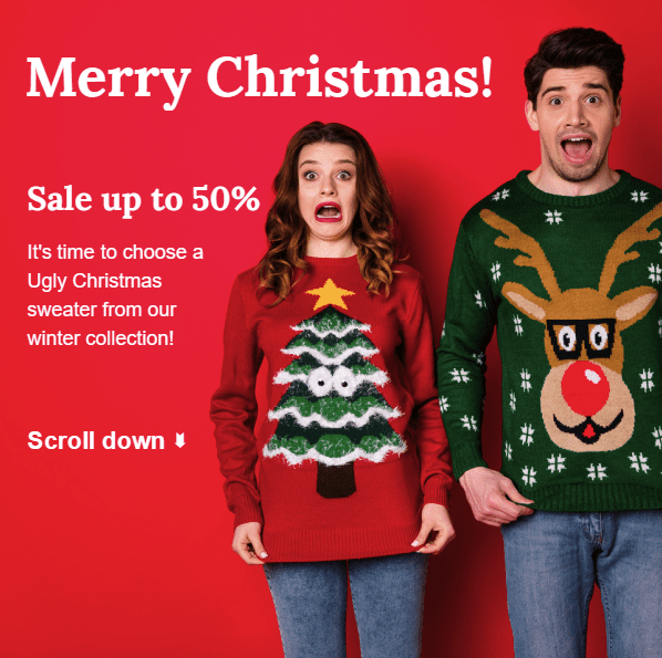 Email Coupon for Christmas_Stripo