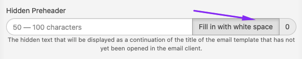 Email Header Best Practices_Filling Preheader with WhiteSpaces