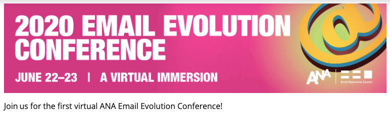 Email Marketing Conferences_Email Evolution Conference