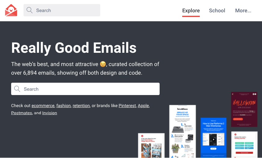 Email Marketing Resources for Design Inspiration_RGE