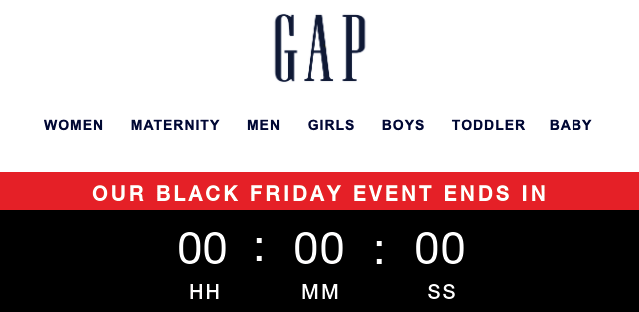Email Marketing for Black Friday