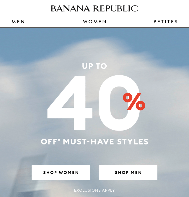 Email Template Width_640px_by Banana Republic