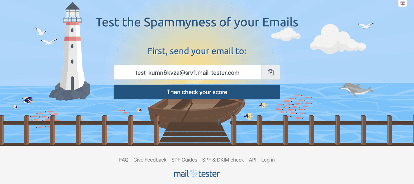 Email Testing Tools_Mail Tester