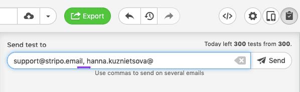 Entering Email Addresses_Testing AMP Emails