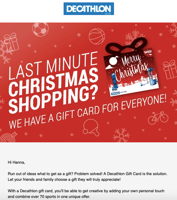 Last Minute Gifts_Decathlon