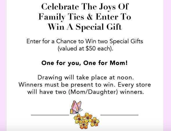 Mothers Day Email Campaign Ideas_Running Contests