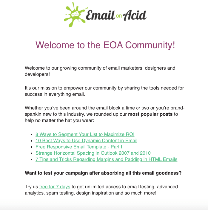 SaaS Welcome Emails_Trial Version