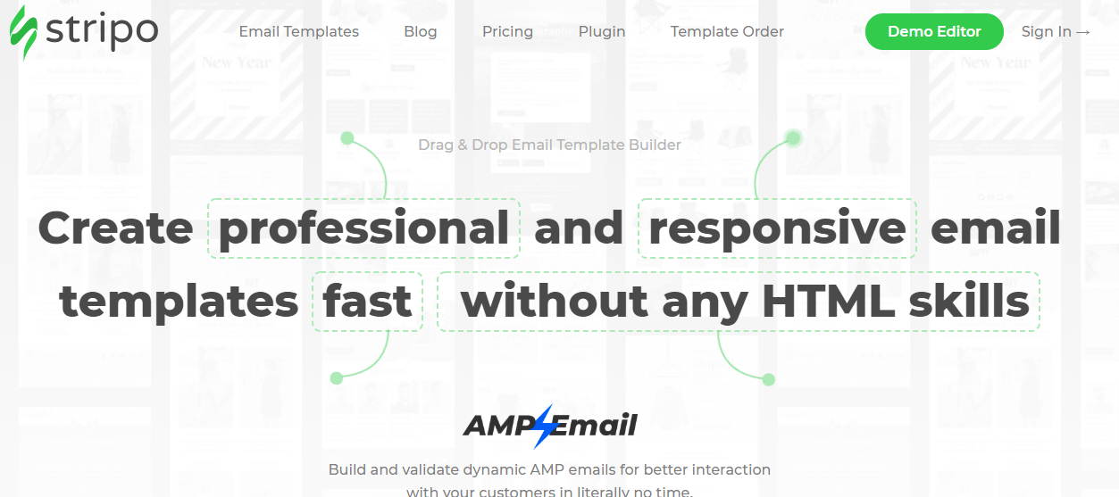 Stripo Email Builder