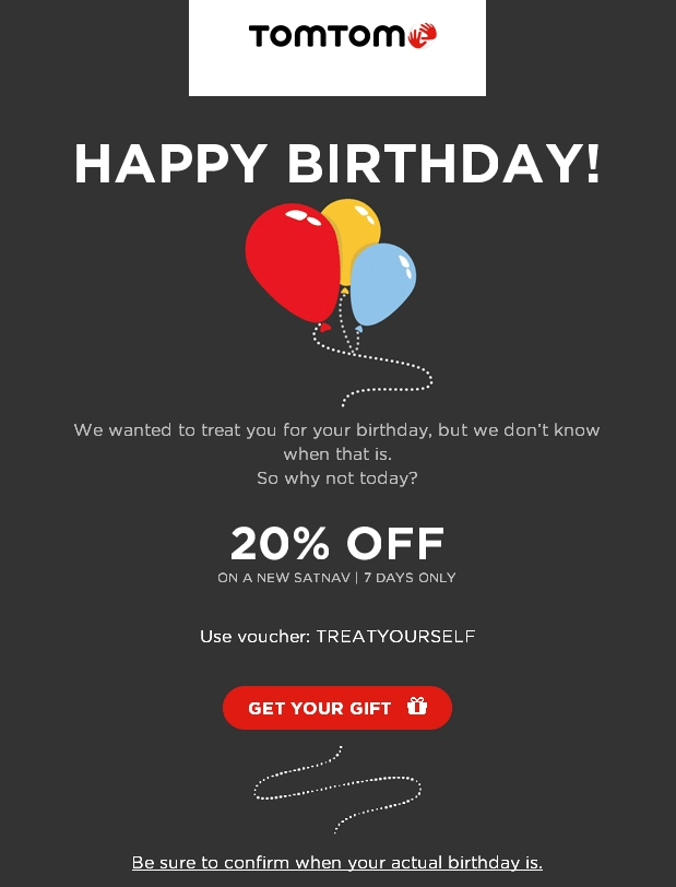 Stripo_Birthday Email Marketing Campaign_Getting to Know Customer's Bday Date