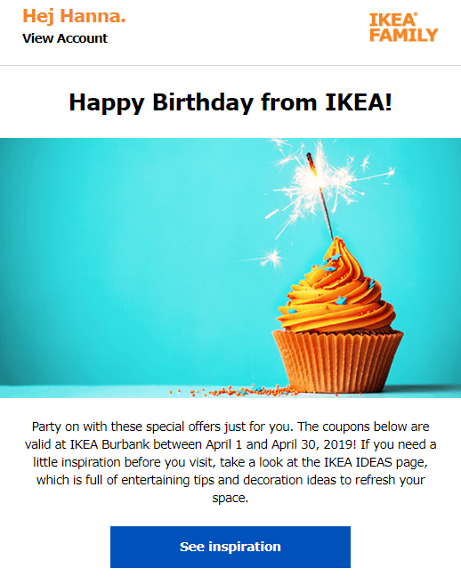Stripo_Birthday Emails_Ikea