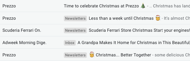 Subject Lines with Emojis