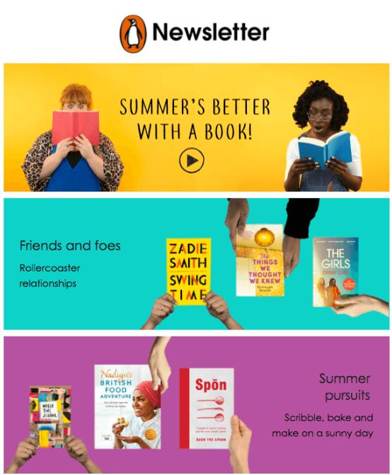 Summer Email Design Best Practices