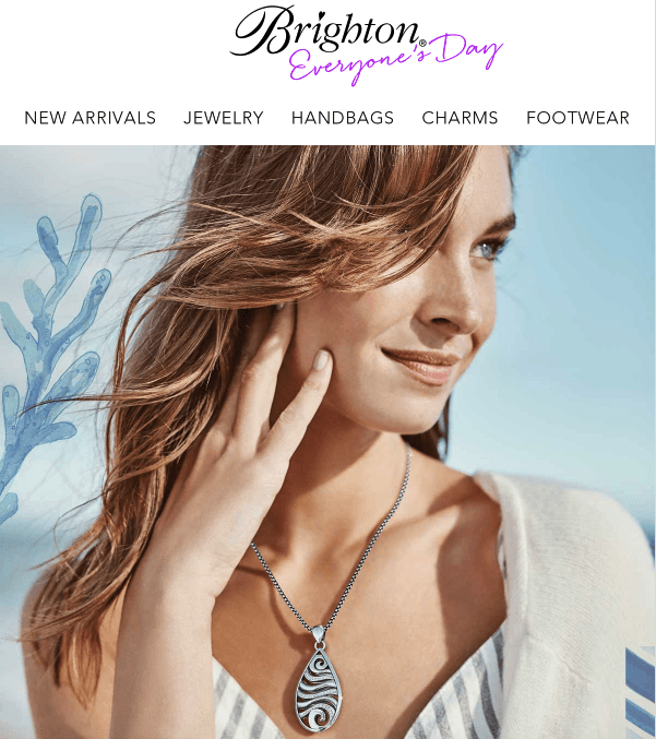 Summer Email Design Ideas_Decorations with SeaDrops