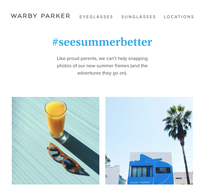 Summer Email Design_Situational Marketing
