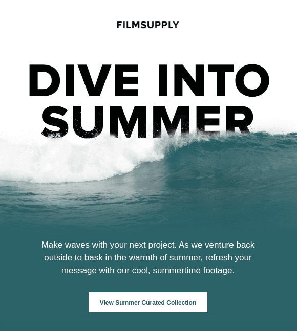 Summer Email Design_Start with the Best