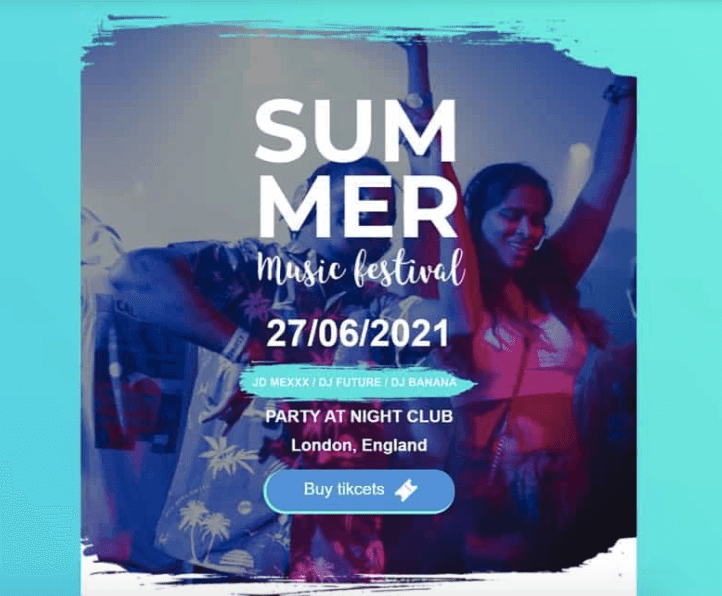 Summer Email Examples_Summer Fun