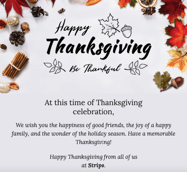 Thanksgiving Emails_The Opening Image