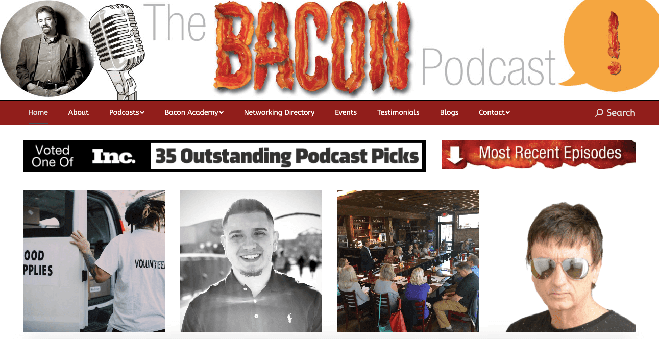 Top Podcasts on Email Marketing_The Bacon Show