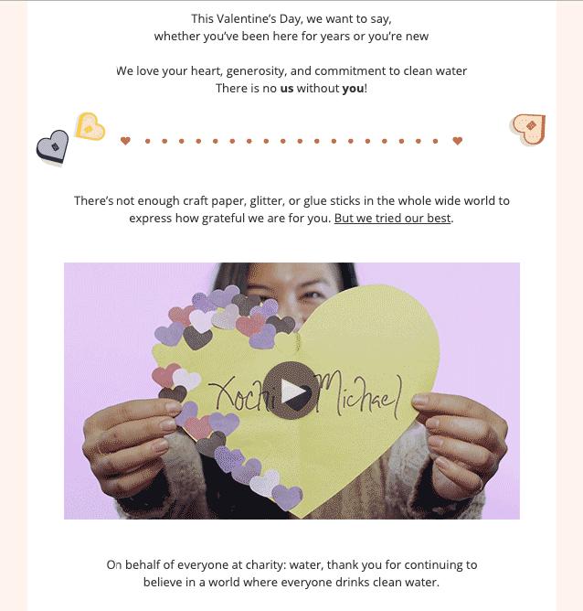 День Святого Валентина-Информационный бюллетень-Идеи-Пусть-подписчики-знают-вы-любите-их