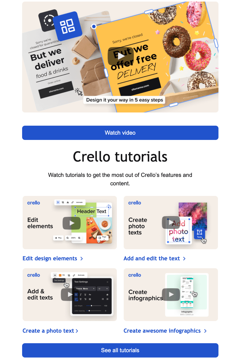 Welcome Emails from SaaS Businesses_Adding Video Tutorials