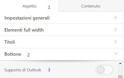 aspetto outlook it