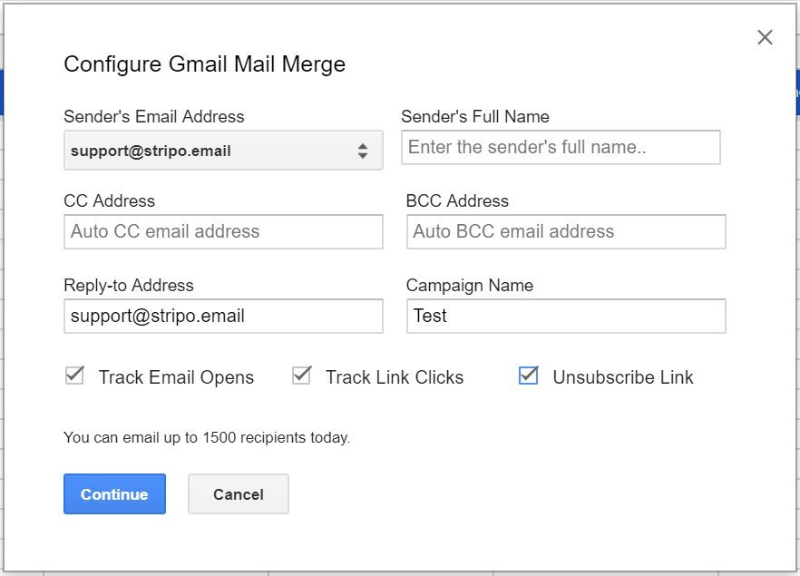 Stripo-Gmail-Mass-Email-Mail-Merge-Configuration