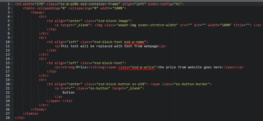 HTML-code-editor