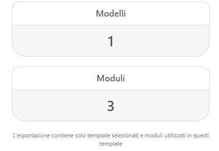 Modelli-Moduli