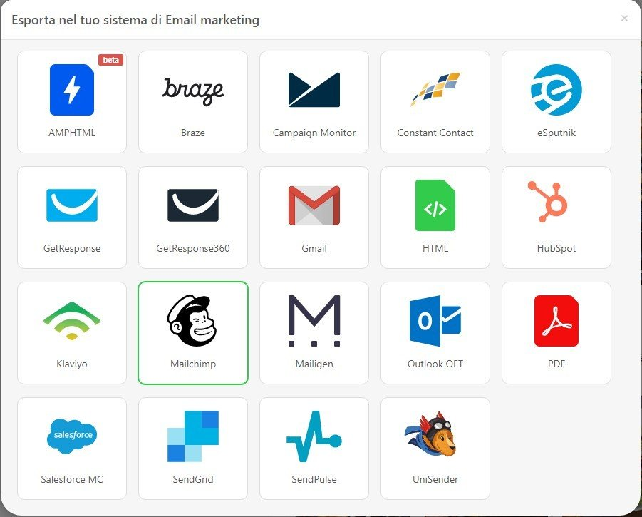 Stripo-Building-Custom-Templates-for-Mailchimp-Export-Options_IT