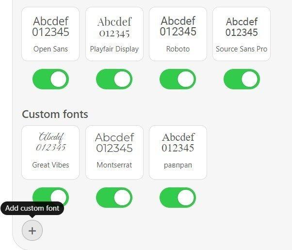 Stripo-Custom-Fonts-Click-to-Add-Custom-Font