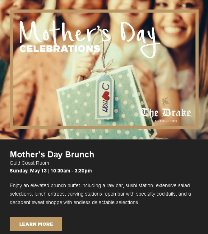 Stripo Hotels-Hilton-Drake-Mother's-Day