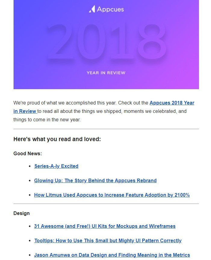 Stripo-Hyperpersonalization-End-of-Year-Report-Appcues