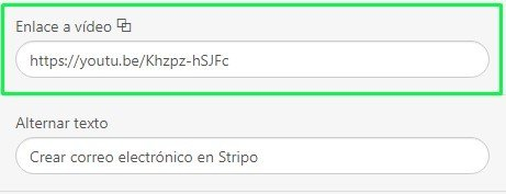 Stripo-Inserting-Links-to-Videos_ES