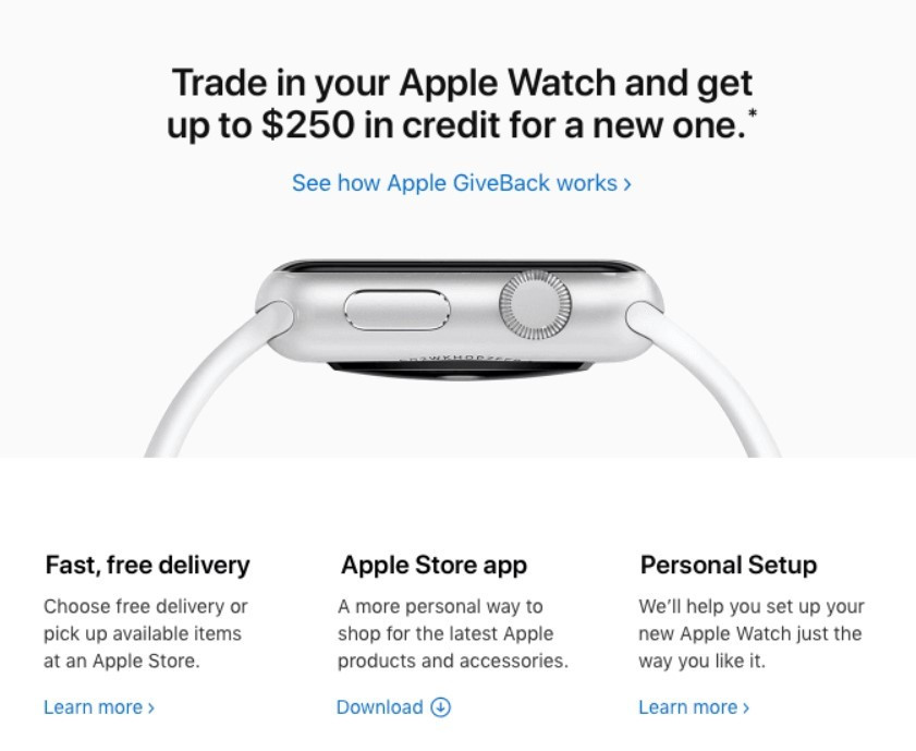 Stripo-Promo-Emails-Rule-of-Three-Apple