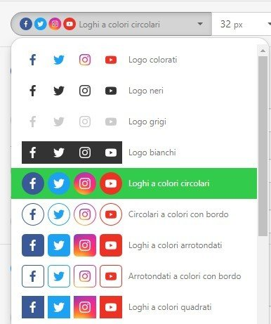 Stripo_Setting-Colors-to-Media-Icons_IT