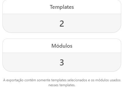 Templates-Modulos